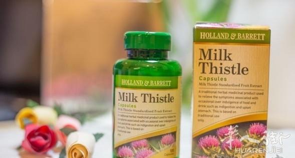 .Milk Thistle Capsules(牛奶蓟)