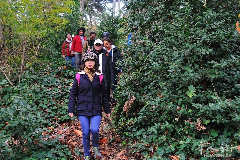 日�yla_2015年11月29日la vallee-aux-loups徒步顺道苏镇公园