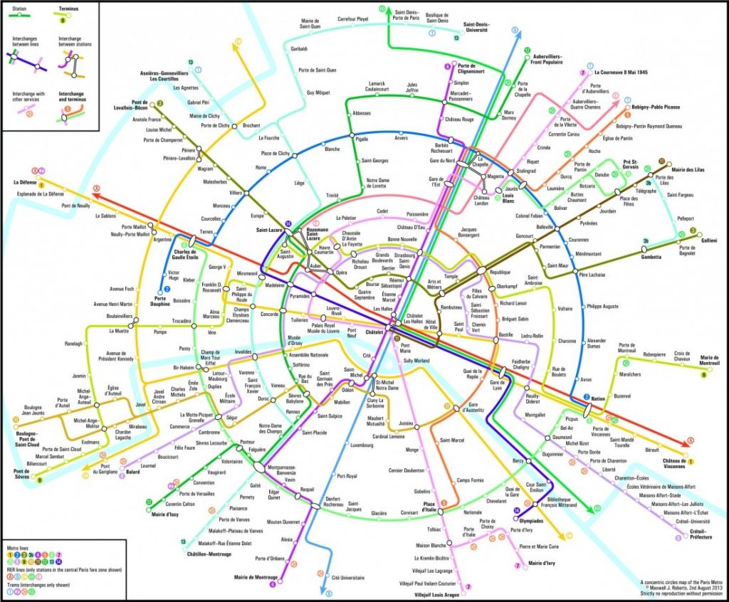 升级版巴黎地铁图将出炉 - 闲聊法国 - 华人街网