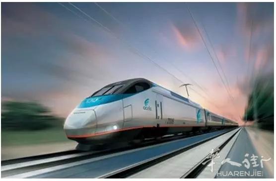 今后坐高铁从温州到杭州只要1小时!
