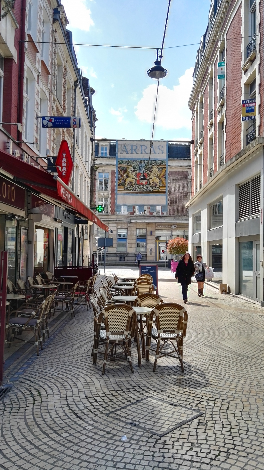 北方小城 Arras