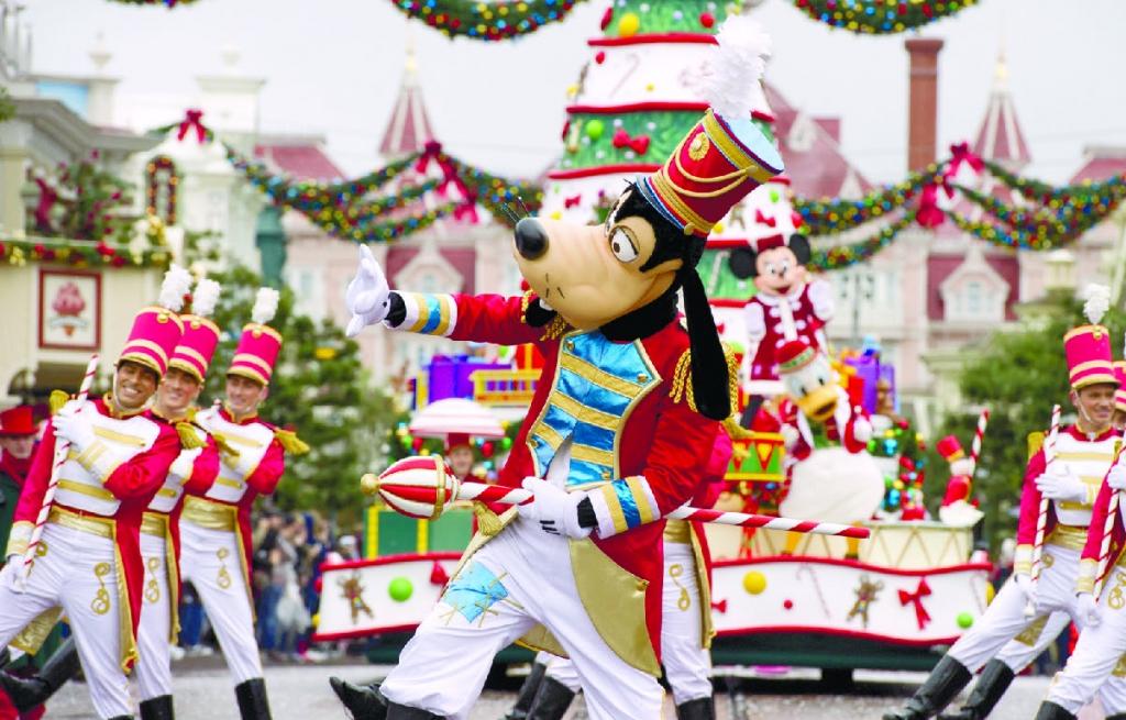 【出售】迪士尼乐园 Parc Disneyland门票50欧/张起