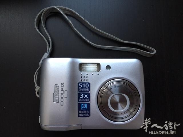 20欧出售Nikon数码相机