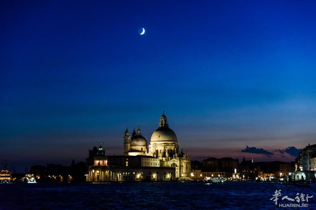 在威尼斯闲逛