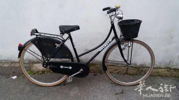 普拉托转让9成新自行车一辆,80欧 不还价!不是贼