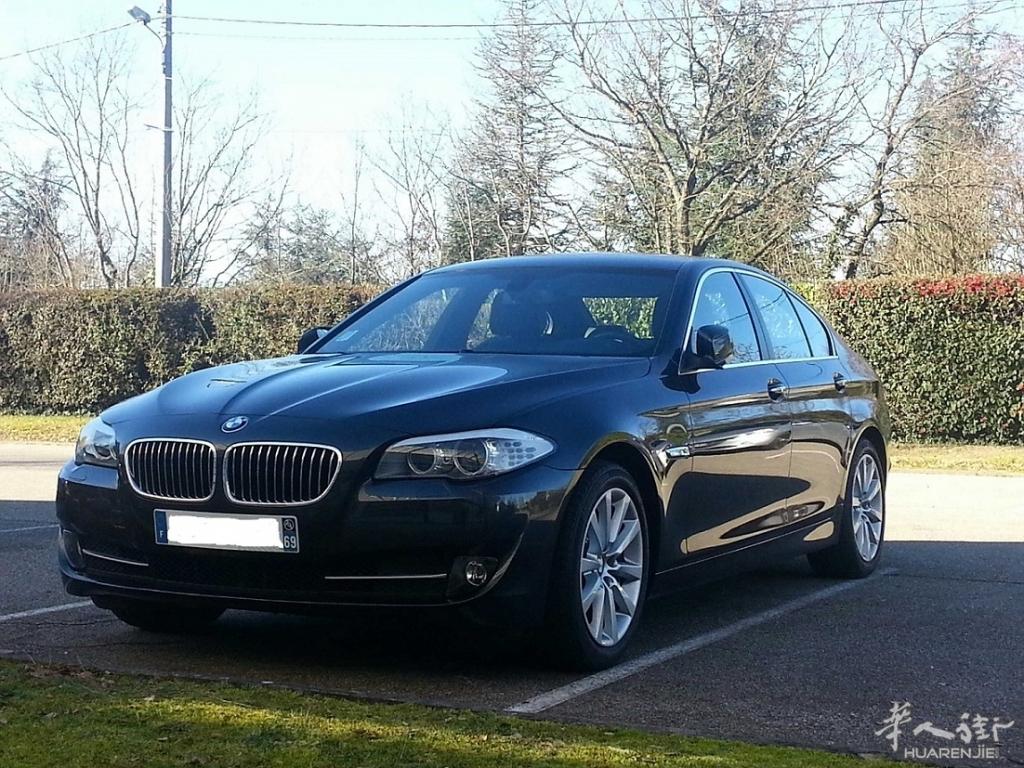 最后特价甩卖BMW 5系自动波 豪华版