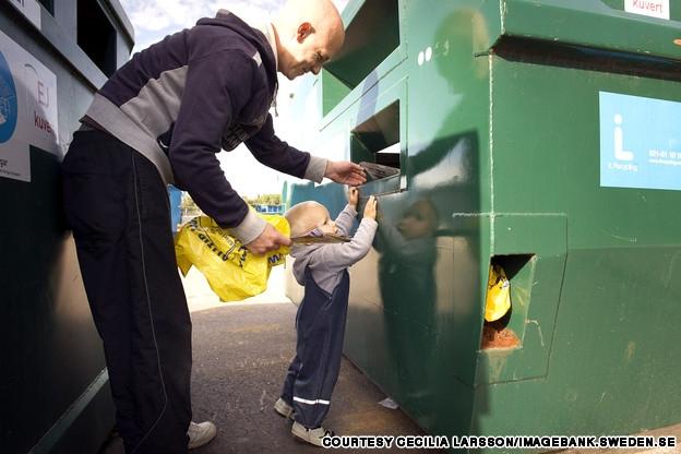 半是回收箱,半是IQ测试