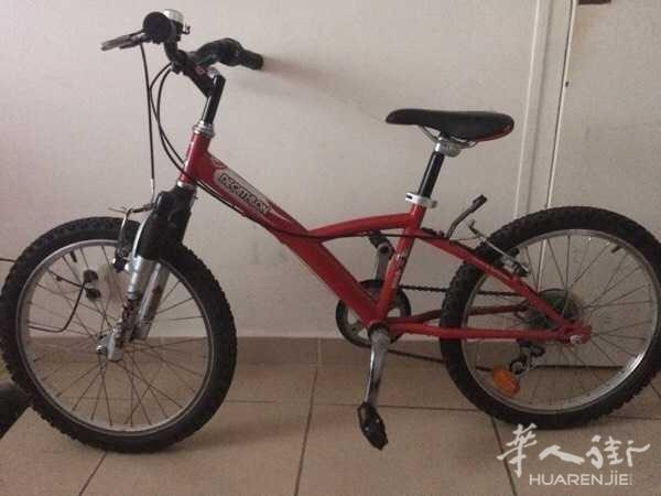 出售两台自行车大的九成新小的八成新都非常好用