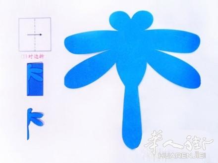3 5岁的儿童简易剪纸教程