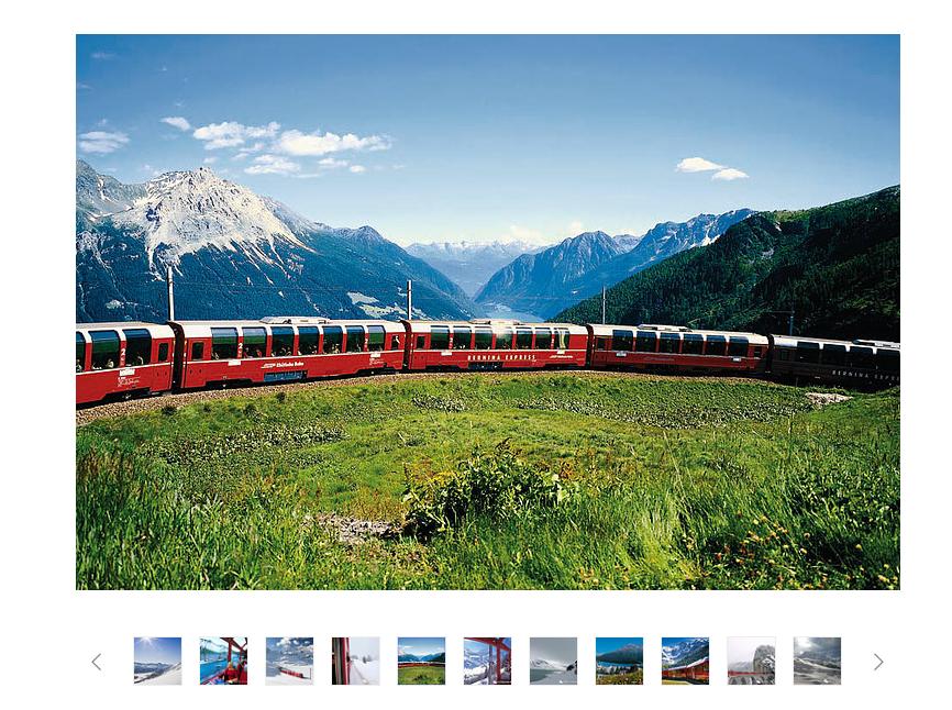 【特价】4月1、17日瑞士伯尔尼纳阿尔卑斯冰川观光圣莫里茨