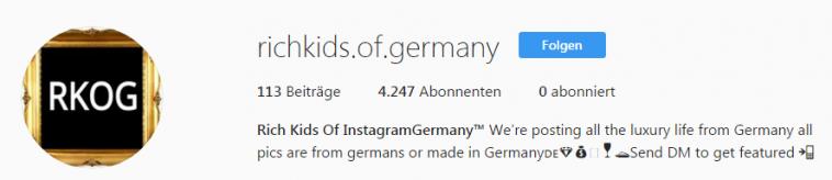 知道德国富二代是怎么炫富的吗?