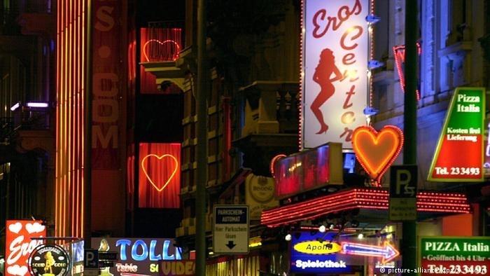南德发生数起妓女命案 其中一人来自中国