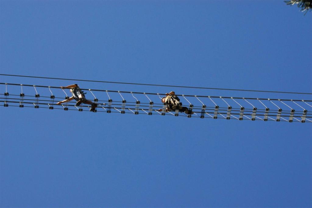 【世界之最】最长铁索桥也在意大利,还不快去打卡?