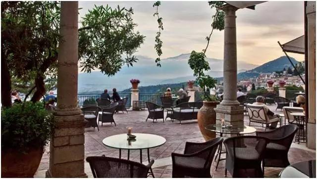 爱Ta就约Ta去这里! 意大利8家顶级天台酒吧