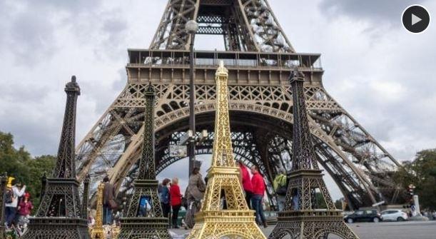 法国街区居民提供免费观光伴游服务
