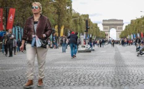 巴黎:无车日再来袭,提供驿站停车场,鼓励公交