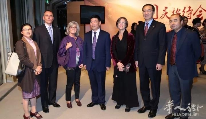 驻米兰总领馆举行庆祝中华人民共和国成立68周年招待会