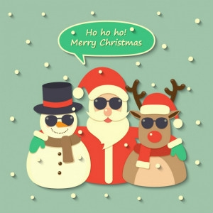 santa-claus-a-reindeer-and-a-snowman-wearing-sunglasses_1214-185.jpg