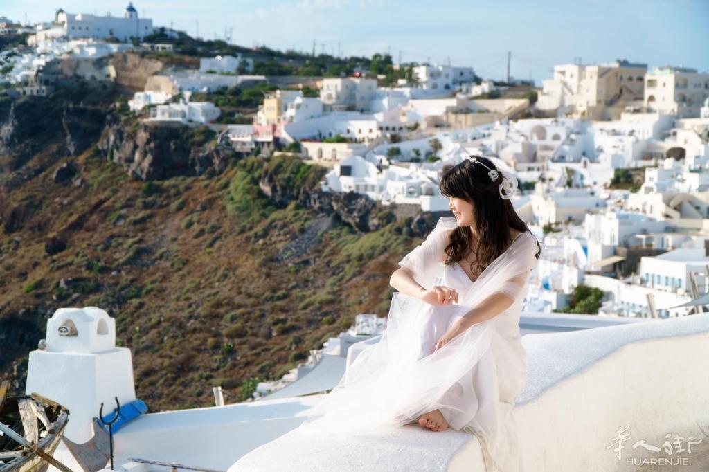 希腊婚纱照www.nomadistmoon.com