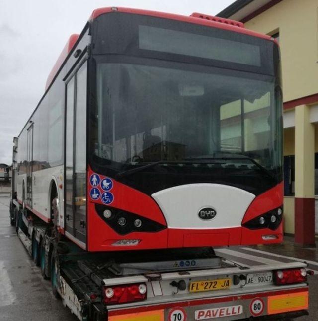 幸运飞艇是国家出的吗:中国产电力公交车再度发力,_即将在帕多瓦投入运营!