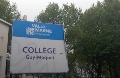 法国一中学受恐怖威胁,家长恐慌老师罢工