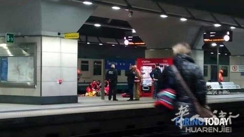 时时彩那个平台靠谱:都灵一名女学生上学期间被火车撞倒压死