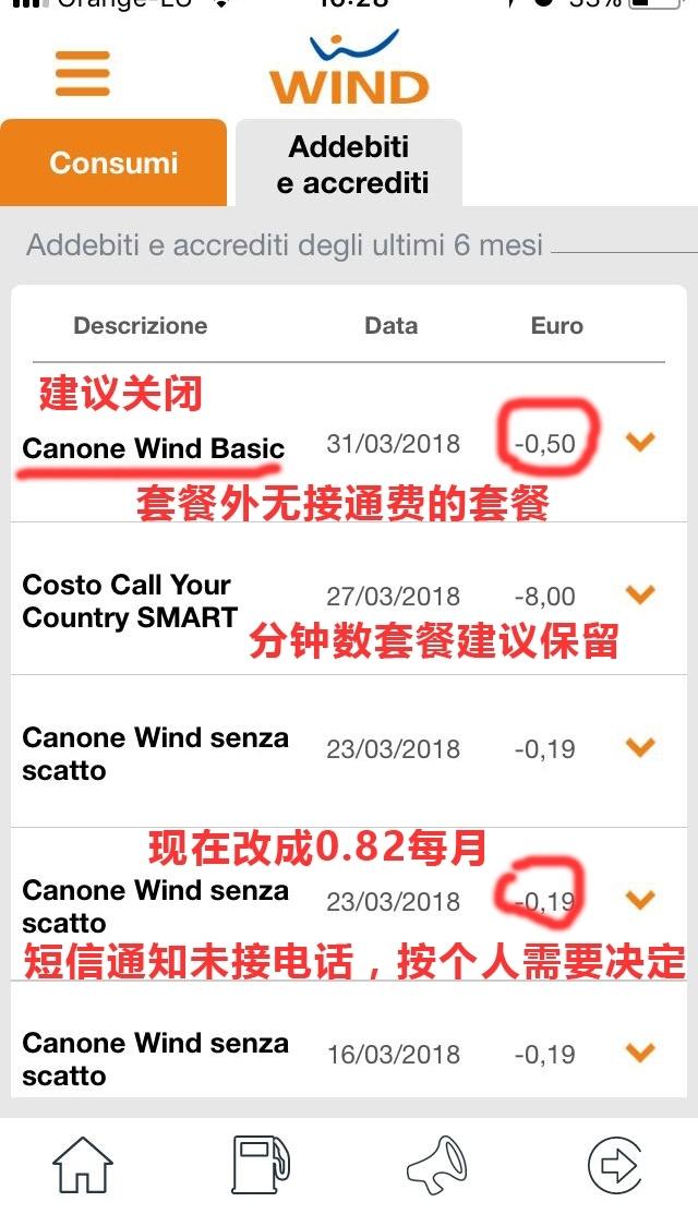 重发史上最全wind卡套餐费外的不明扣费项目详细解答和关闭方法 生活百科 第3张