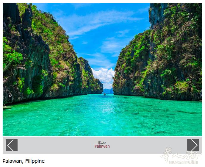 2018暑假何处去:世界至蓝之水十一处,美的一塌糊涂