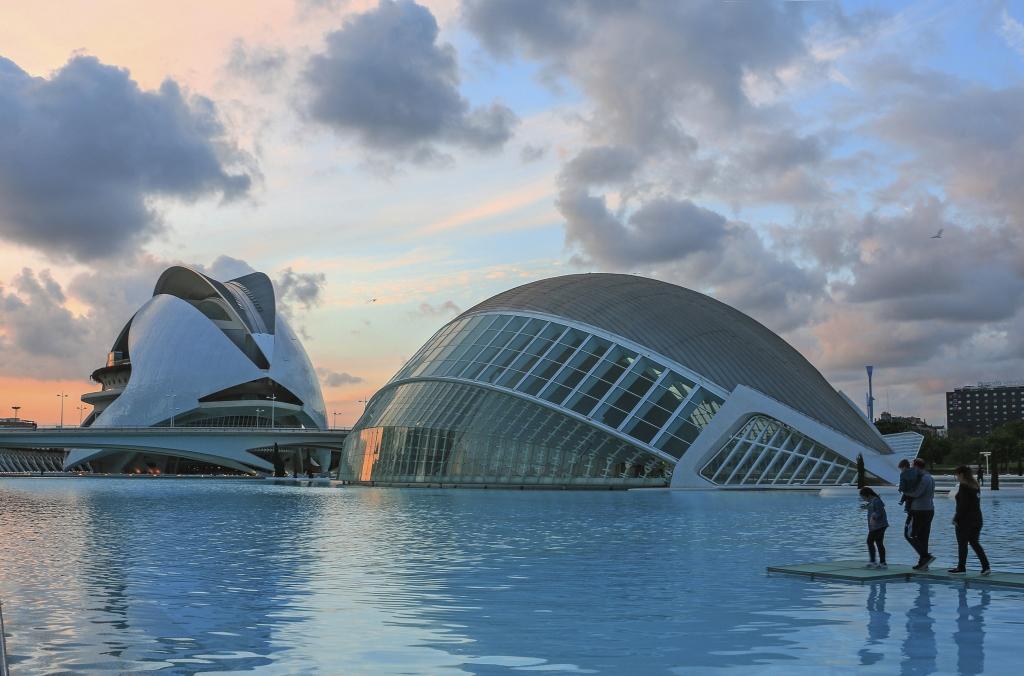 在水中的天文馆漂亮极了
