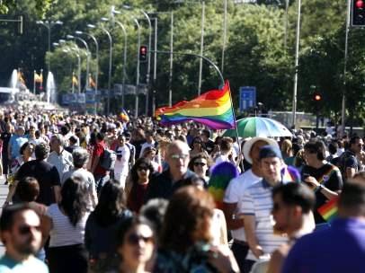 一年一度的同性恋骄傲游行又来啦,快来看