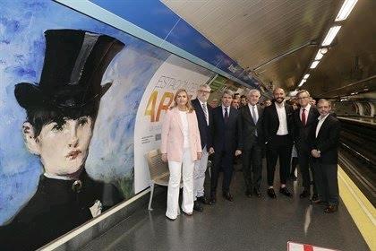 马德里两个地铁站即将改名,原因竟然是