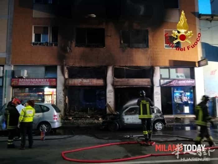 Incendio via Padova (VVFF) 2.jpg