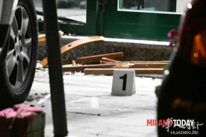 重庆时时彩玩法规则:米兰女子无证驾驶冲入教会导致1死3伤