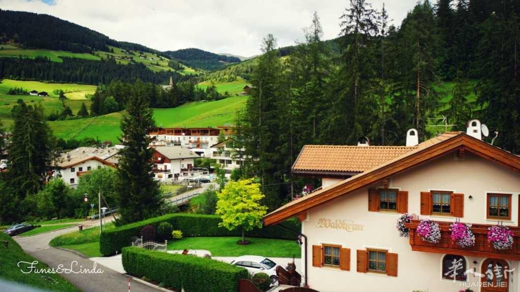 晒游记--Dolomiti两日游