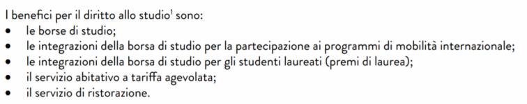 干货:我们该怎么申请意大利奖学金? 生活百科 第2张