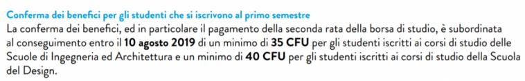 干货:我们该怎么申请意大利奖学金? 生活百科 第6张