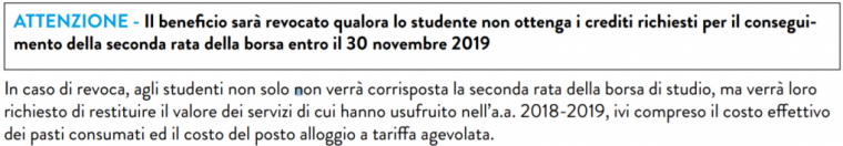 干货:我们该怎么申请意大利奖学金? 生活百科 第9张