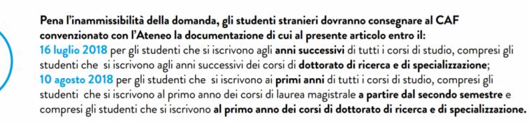 干货:我们该怎么申请意大利奖学金? 生活百科 第13张