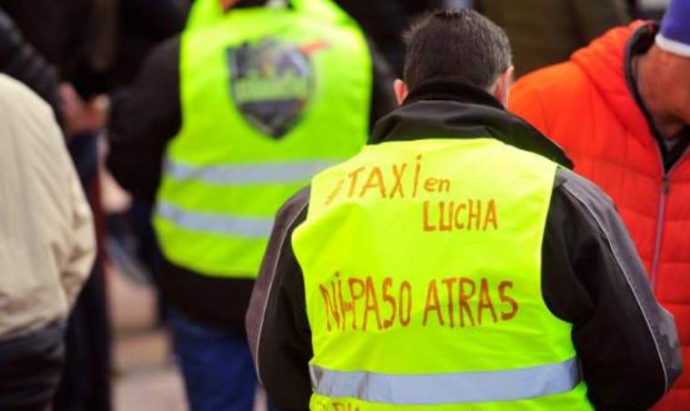 馬德里,巴塞羅那和塞維利亞對出租車司機罷工的態度各不相同 ...