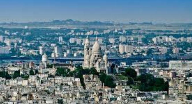 那些可以俯看巴黎的地方