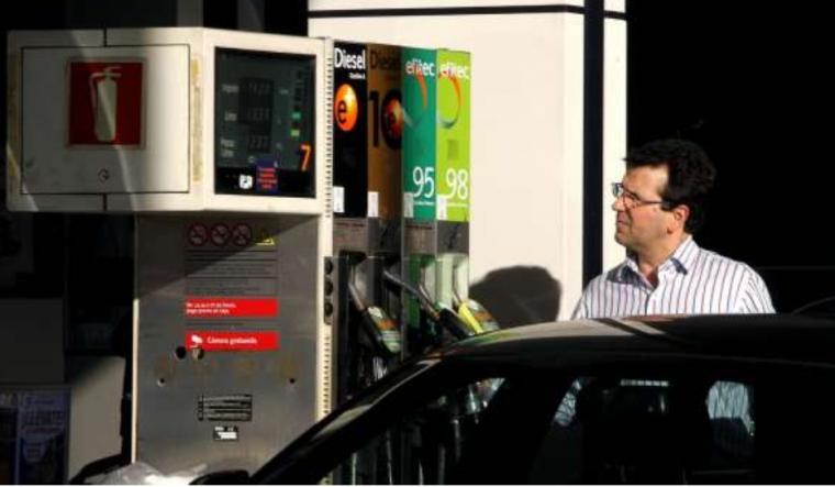 汽油价格上涨了15.1%,达到2014年10月以来的最高水平