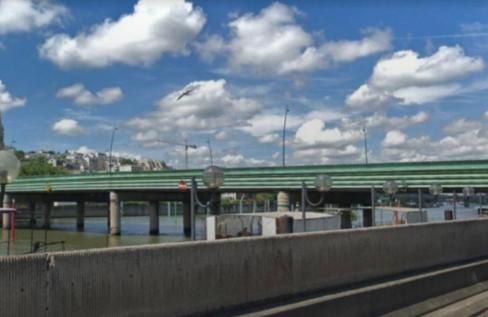 连桥也不放过,三窃贼桥上偷铜金属被抓