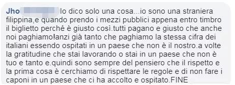 """""""移民被查票就鼓掌叫好, 意大利人被查却袒护狡辩""""! 意列车长仗义执言: 受够了种族歧 ..."""