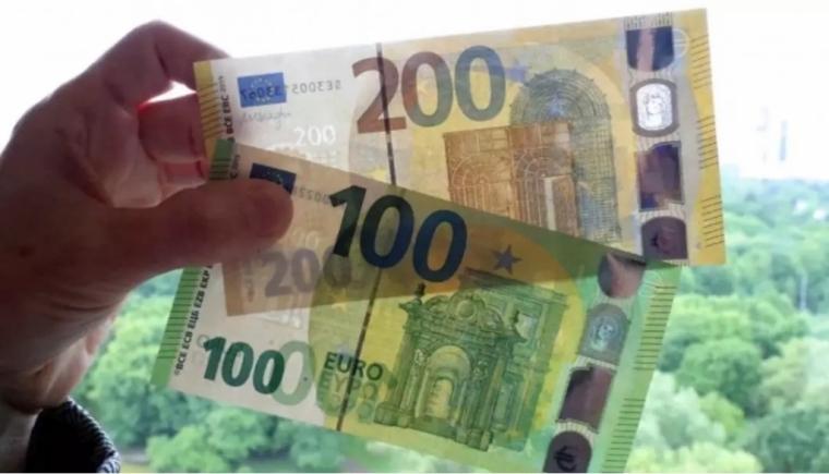 新版100欧元和200欧元纸币正式发行!看准了不要认错了! 意国新闻 第2张
