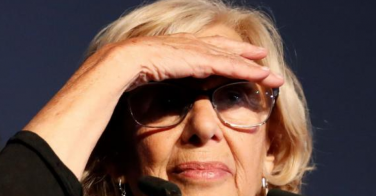 Carmena将结束马德里市政职务
