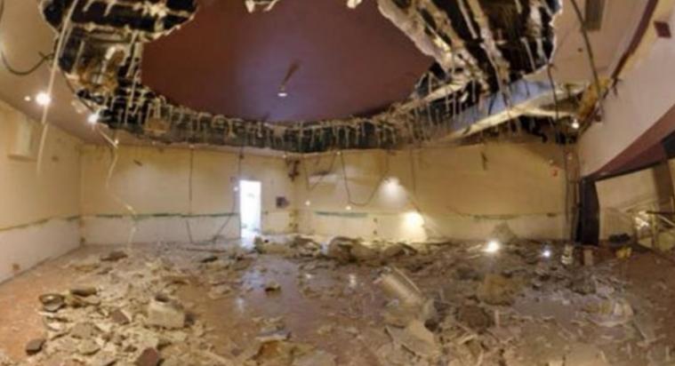 Goya的居民把市政府告上了法院,因为没有拆毁非法工程