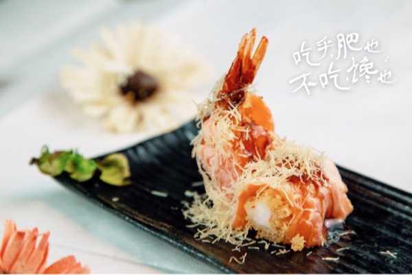 寿司好看又好吃?