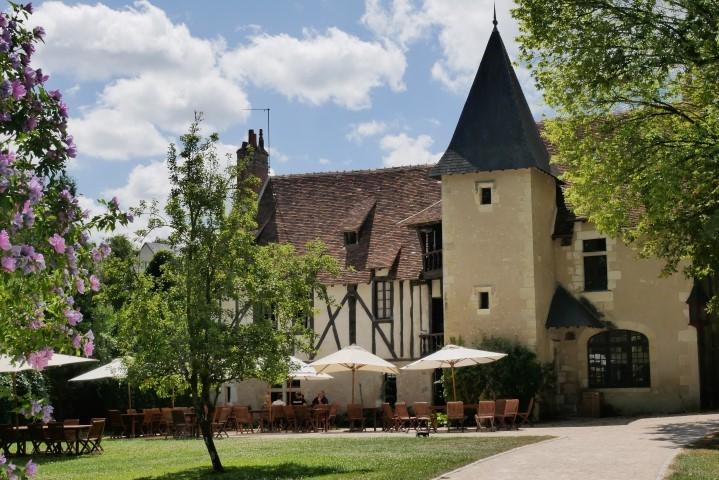 克劳斯·吕斯城堡(Château du Clos Lucé)