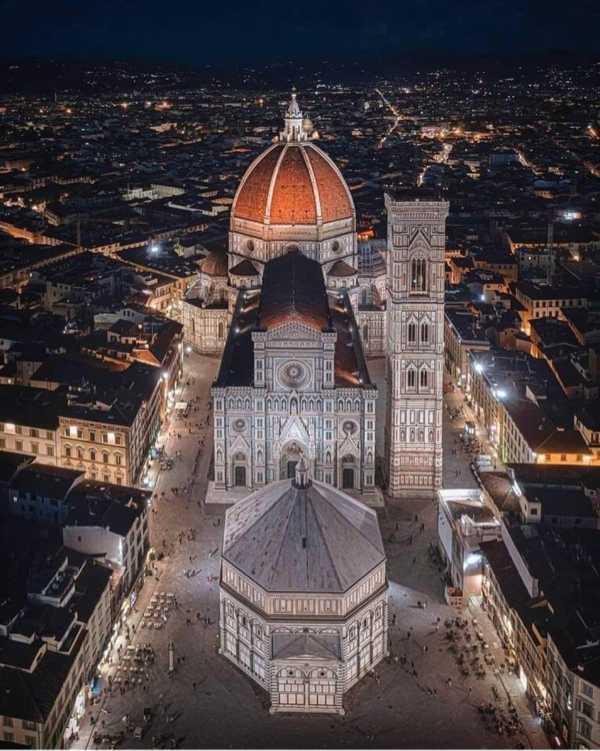 美丽的佛罗伦萨