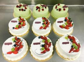 圆圆蛋糕坊,巴黎首家蛋糕高定实体店  0181291666